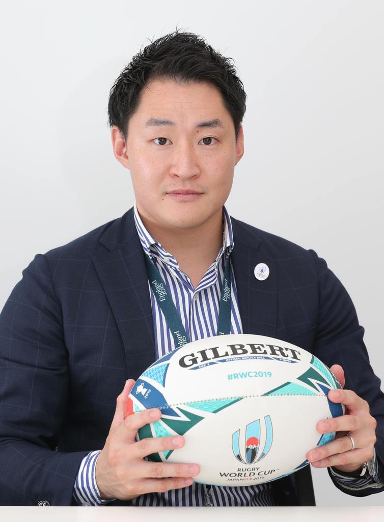 ラグビーW杯でEDMを務めた新井慶史さん