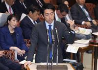 次世代の100人に小泉進次郎氏 米誌「次の首相候補」