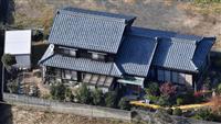 福井の住宅に親子3遺体 夫殺害容疑で71歳女逮捕