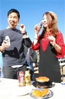 【全国魚市場&魚河岸まつり】魚にはやっぱり日本酒 日本盛がボトル缶商品販売