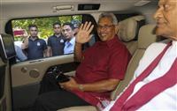 スリランカ大統領選、親中派候補が勝利 中国再接近の公算