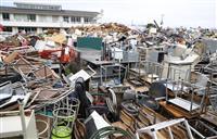 台風19号の断水全面復旧 厚労省発表