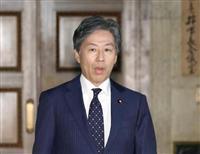 首相は「記載漏れの違反犯した」 立憲・安住氏 桜を見る会問題で