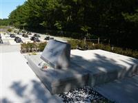 秋田市の「合葬墓」年明け再募集 「人気で増設」一転、需要は「家」から「個人」へ