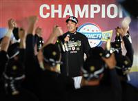 「サムライ、世界一」 日本代表がプレミア12祝勝会
