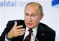 露、ウクライナに艦艇返還 来月9日に初首脳会談 東部紛争終結へ進展あるか