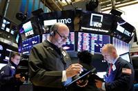 NY株31ドル高、最高値更新 ディズニーが下支え