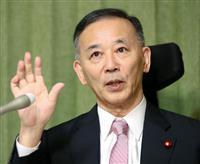 【政界徒然草】谷垣元総裁、安倍一強や後輩政治家に語った「楕円」のススメ