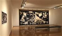 【ぐんまアート散歩】県立館林美術館「ピカソ展-ゲルニカ[タピスリ]をめぐって」