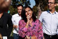 パリ市長が五輪民泊に懸念 IOCとエアビー契約で