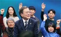 失効迫るGSOMIA「最後の瞬間まで日本と努力」 韓国大統領がTV生出演で国民に