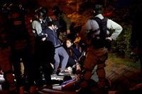香港で逮捕の日本人釈放