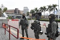米議会の香港人権民主法案可決に中国外務省が反発