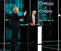英党首討論でジョンソン氏「離脱の準備はできている」