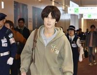 香港で逮捕の大学生帰国「詳しいことは後日」