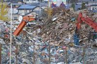 台風19号の被害、400億円超 宮城・丸森町