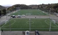 サッカー元日本代表が本格サッカー場を整備 奈良