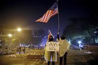 米下院も香港人権民主法案を可決 トランプ氏署名するか注目