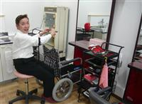気軽に行ける、介護型美容室 由利本荘に22日開店 「女性はオシャレが元気の源」