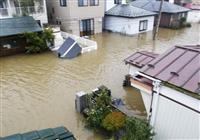 【台風19号】東日本大震災で地盤沈下、雨に弱く 石巻9000棟浸水