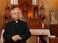 【ローマ教皇来日】「長崎を最後の被爆地に」胎内被爆の長崎大司教、教皇のメッセージ期待