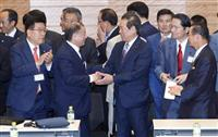 【政界徒然草】日韓議連の存在意義は GSOMIA土壇場で破棄回避