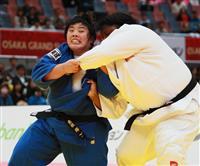 【東京五輪】素根、五輪代表へ優勝 柔道で東京五輪代表1号