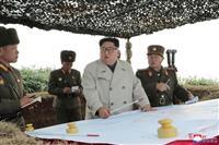 金正恩氏が海岸砲射撃を指示 韓国「合意違反」と批判