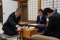 棋士編入試験始まる 大阪の将棋ユーチューバー、折田さん第1局に挑戦