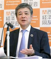 関西経済同友会きっての国際派 古市健氏、万博準備加速への期待も