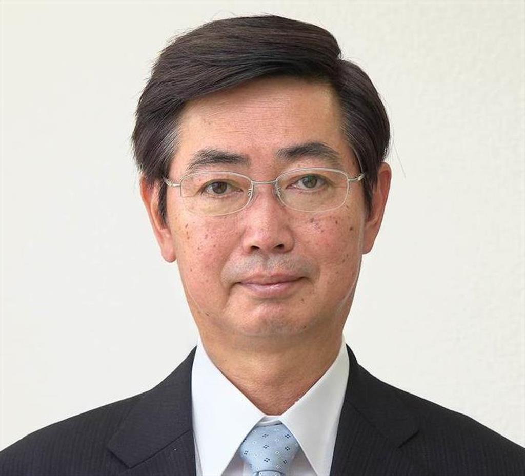 岩手大学次期学長候補者の小川智副学長