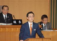 小野寺青森市長、来年の市長選に再選出馬を表明