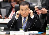 徴用工問題、韓国国会議長の法案に「コメントは控える」