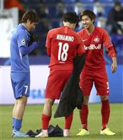 南野vs伊東の日本人対決は明暗 サッカー欧州CL