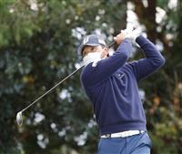 47歳宮本が単独首位 男子ゴルフ第1日