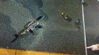 犯行の自動小銃、米軍用と酷似 神戸山口組幹部射殺事件