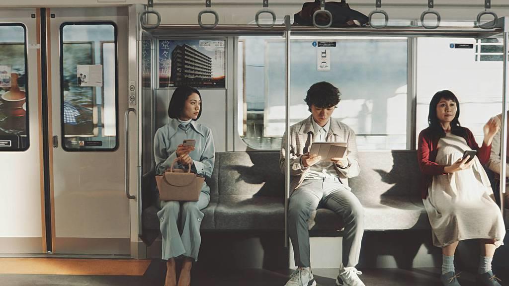 相鉄グループが相鉄線とJR線の相互直通運転を始めるのを記念して公開した動画作品(相鉄グループ提供)