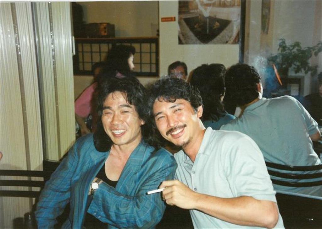 同級生の桑名正博(右)は出逢いの時から「友達」だった