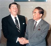 中曽根元首相死去 「一つの時代の終わり」 社民・又市党首がコメント