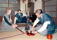 中曽根元首相死去 「信頼できる同盟相手」示し日米安保連携の基盤