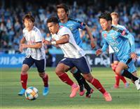 横浜M、攻撃的スタイルで完勝 優勝争い優位