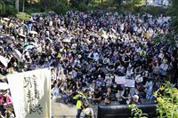 香港男子学生を平手打ちで有罪 英で中国国営テレビの女性記者