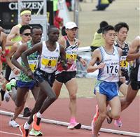 藤本が日本人最高の2位 福岡国際マラソン