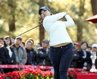 鈴木愛が2度目の賞金女王 渋野は届かず 女子ゴルフ