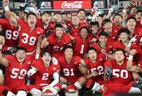 日本大が上位リーグ復帰 アメフト悪質反則問題