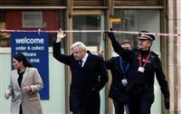 ロンドン中心部の5人死傷事件で、ISが犯行声明を発表 信憑性は不明