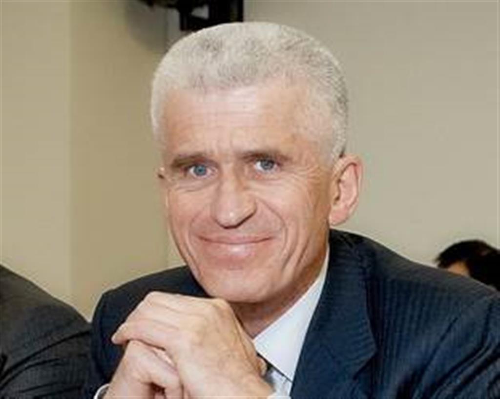 モスクワ大学のクバルジン教授