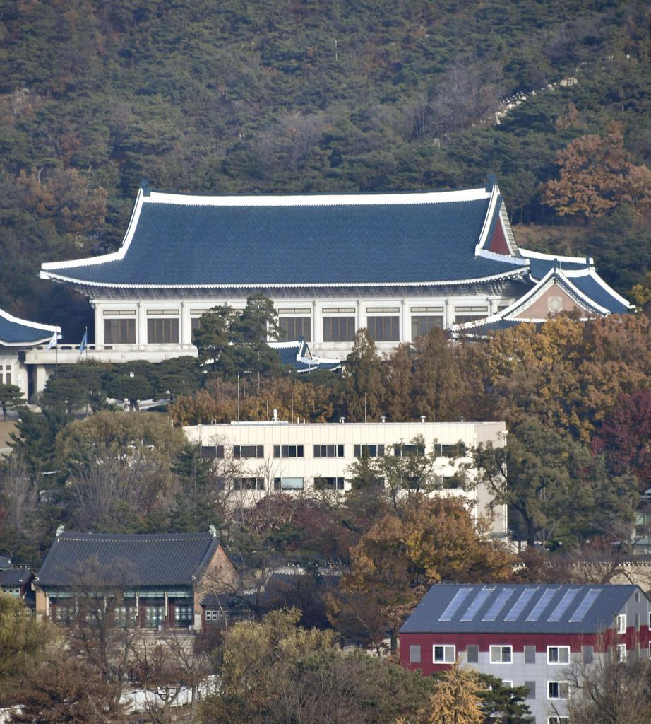 韓国大統領府(共同)