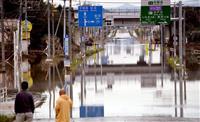 常磐道水戸北スマートICが閉鎖解除 台風19号で施設水没