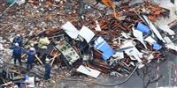 アパマン元店長、書類送検 札幌爆発、重過失傷害疑い